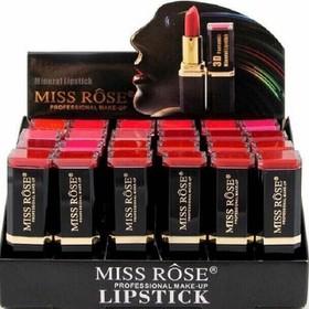 Son Lì Miss Rose Siêu Mềm Mịn Chính Hãng - Son Lì Miss Rose Siêu Mềm Mịn Chính Hãng