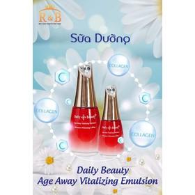 Sữa Dưỡng Cao Cấp (Age Away Vitalizing Emulsion) - 8809426958115