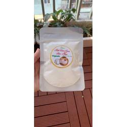100GR Bột cám gạo sữa nguyên chất Organic - mỹ phẩm Handmade