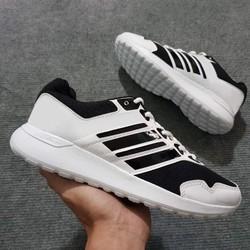 Giày thể thao nam đủ size nam nữ ( trắng đen/xám đen)