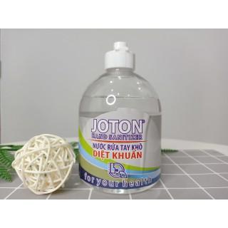 Nước rửa tay khô diệt khuẩn JOTON HAND SANITIZER 500ml - JOTON 500ml thumbnail