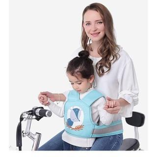 Đai đi xe máy cho bé - Đai đi xe máy cho bé thumbnail