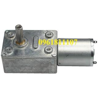 Motor giam toc 12V 370 18 vong. phut 12V tải 16KG - Motor giam toc 12V 14 thumbnail