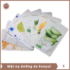 Mặt nạ dưỡng da Eunyul - Combo 5 miếng - KOR015-05