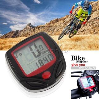 [Flash Sale] Đồng hồ đo tốc độ xe đạp và khoảng cách di chuyển đa năng - 226 thumbnail