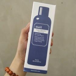 [ĐẠI LÍ CHÍNH THỨC] Nước Hoa Hồng Klairs Supple Preparation Facial Toner