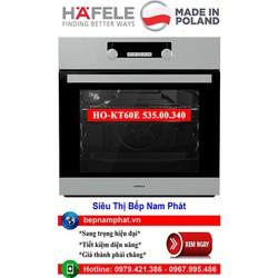 Lò nướng âm tủ Hafele HO-KT60E 535.00.340 nhập khẩu Ba Lan