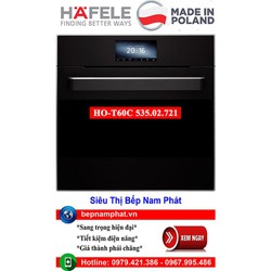 Lò nướng âm tủ Hafele HO-T60C 535.02.721 nhập khẩu Ba Lan
