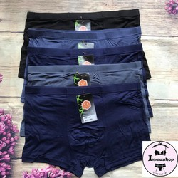 [FREE SHIP]Bộ 5 quần lót big size nam dành cho người từ 80-100kg