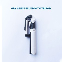 Gậy selfie bluetooth 3 chân tripod XT09 cho điện thoại - Shop Thế Giới Điện Máy