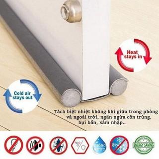 Sét 2 miếng xốp chặn cửa - miếng xốp chặn cửa thumbnail