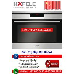 Lò nướng kèm vi sóng Hafele HMO-T60A 535.62.551 sản xuất Trung Quốc