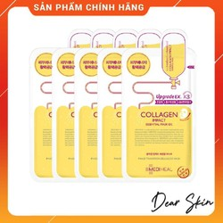 (Combo 5) Mặt Nạ Giấy Mediheal Collagen