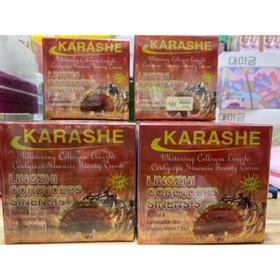 Kem Dưỡng Da Karashe Linh Chi Đôbg Trùng Hạ Thảo 9 in 1 Nhật Bản - 049