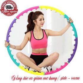 Vòng lắc bụng - vòng lắc bụng - Vòng lắc eo giảm mỡ bụng