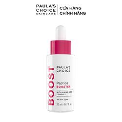 Tinh chất làm săn da chứa Peptide Paula's Choice Peptide Booster 20ml