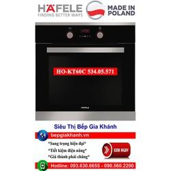 Lò nướng âm tủ Hafele HO-KT60C 534.05.571 nhập khẩu Ba Lan