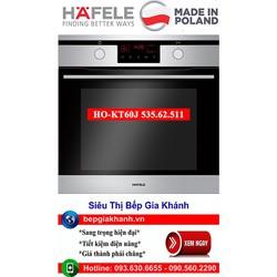 Lò nướng âm tủ Hafele HO-KT60J 535.62.511 nhập khẩu Ba Lan