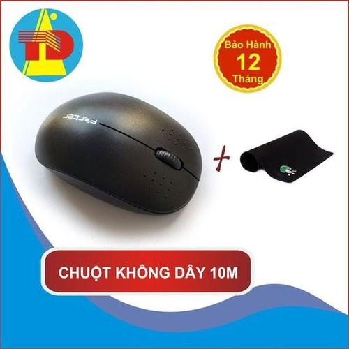 Chuột không dây forter v181, chuột giá rẻ (khuyến mãi pin và miếng lót chuột) - thái dương shop - 24210447 , 10435843 , 15_10435843 , 70000 , Chuot-khong-day-forter-v181-chuot-gia-re-khuyen-mai-pin-va-mieng-lot-chuot-thai-duong-shop-15_10435843 , sendo.vn , Chuột không dây forter v181, chuột giá rẻ (khuyến mãi pin và miếng lót chuột) - thái dương