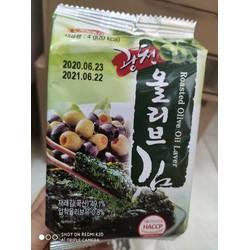Rong biển ăn liền Hàn quốc
