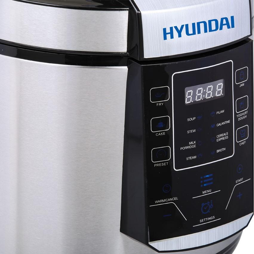 Nồi Áp Suất Điện Tử Hyundai Hde 2500S Dung Tích 1,8 Lít - Bảo hành chính hãng 12 tháng - 6047803816 4
