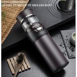 Bình pha trà kiêm bình giữ nhiệt đa năng inox 316 thương hiệu Edish của Đức cao cấp-450ml