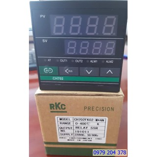 Đồng hồ điều khiển nhiệt độ CH702 - ĐHCH702 thumbnail