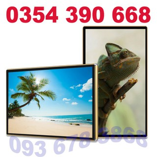 Màn hình quảng cáo treo tường Samsung 75 inch phiên bản Wifi sử dụng trong nhà CYL-TG750B1-WS - CYL-TG750B1-WS thumbnail