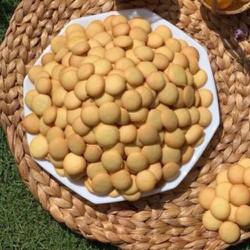 [Nhập SD9W6Ggiảm 89k][Freeship] 1 Kg Bánh Trứng Nhện Sữa - Ngon Mê Ly