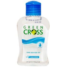 Nước Rửa Tay Khô Green Cross 100ml Hương Tự Nhiên - GREENCROSSTN