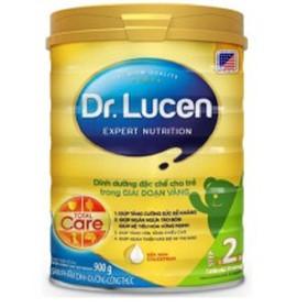 SỮA BỘT DR.LUCEN STEP 2 900G date t6/2022 - SB_DR.LUCEN STEP 2_900G