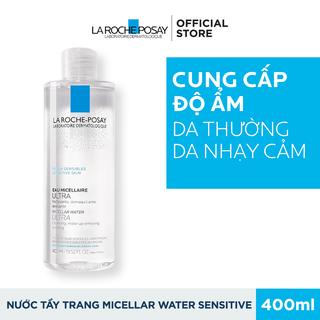 Nước Tẩy Trang Giàu Khoáng Cho Da Nhạy Cảm La Roche Posay Micellar Water 400ml - NUOCTAYTRANGLAROCHE400ML thumbnail