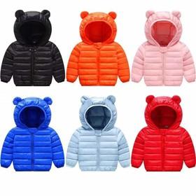 Áo phao tai gấu dành cho bé trai và bé gái 8-20kg - phao tai gấu