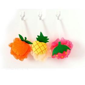 Bông tắm tạo bọt hình trái cây - BTHQ