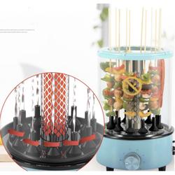 It Smart Lò Nướng Điện Để Bàn Tự Động Xoay 360 độ BBQ on Table