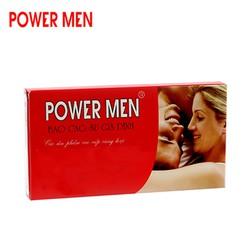 Bao cao su Powermen 12 bcs