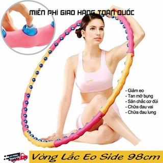 Vòng lắc eo massage - vòng lắc eo massage - Vòng lắng eo giảm mỡ bụng thumbnail
