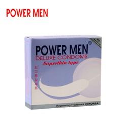 Bao cao su Powermen 3 bcs