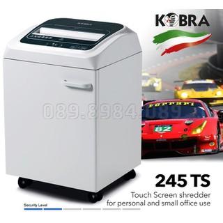 Máy hủy tài liệu công nghiệp hoạt động liên tục Kobra 245 TS C4 - 245TSC4 thumbnail