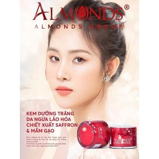 Kem dưỡng, ngăn ngừa lão hoá almonds - Almonds12 thumbnail