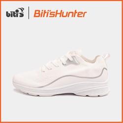Giày Thể Thao Nam Biti's Hunter 2k20 Core Milky White DSMH03201TRG (Trắng)