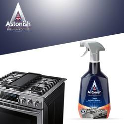 Bình xịt vệ sinh lò nướng Astonish C6900 sản xuất tại Anh Quốc