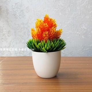 Cây bonsai có hoa giả trang trí - 994 thumbnail
