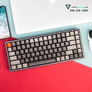 Bàn phím cơ Keychron K2, led RGB, có bluetooth - keyk2 thumbnail