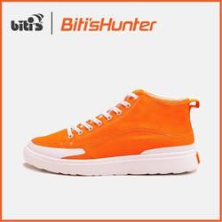 Giày Thể Thao Nữ Biti's Hunter 2K20 Street Mid Orange Milk DSWH03601CAM (Cam)