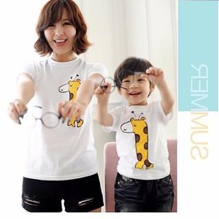 combo áo mẹ và bé bé trai gái đều mặc xinh [ĐƯỢC KIỂM HÀNG] 32114953 - 32114953 thumbnail