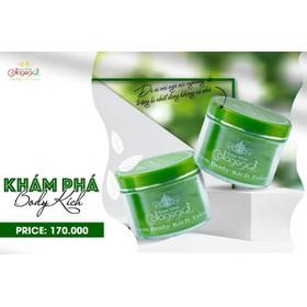 Kem Body Kích Trắng Collagen X3 (Body X3 Xanh) - 0165-1