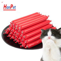 (Combo 2 Cây) Xúc Xích Dinh Dưỡng Cho Chó Mèo Giàu Vitamin, Đạm Bioline  - Hanpet