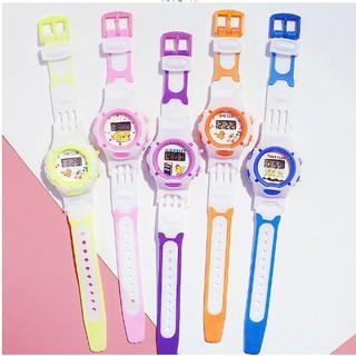 Đồng hồ dây cao su nữ - donghodaycaosunu 6