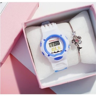 Đồng hồ dây cao su nữ - donghodaycaosunu 5